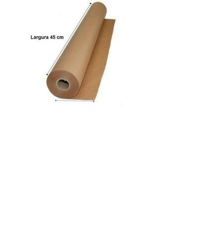 Papel para mascaramento médio 45 cm resinado