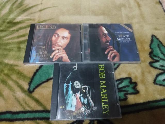 3 CDs - Bob Marley