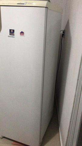 Gelagua e geladeira