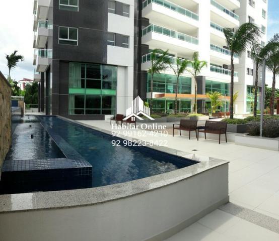 Atmosphere Adrianópolis 4 suítes fino acabamento pronto para morar - Foto 5