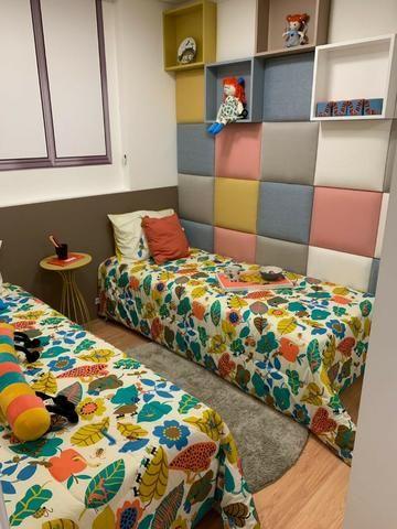 Caxias Shopping -Residencial Duccio- Mrv-2 Qtos com Varanda e Elevador