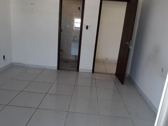Largo Bicão Cobertura Linear terração em L salão 3 quartos (2 suites) garagem - Foto 8