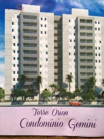 Apartamento com 2 dormitórios à venda, 76 m² por r$ 485.000 - jardim aquarius - são josé d