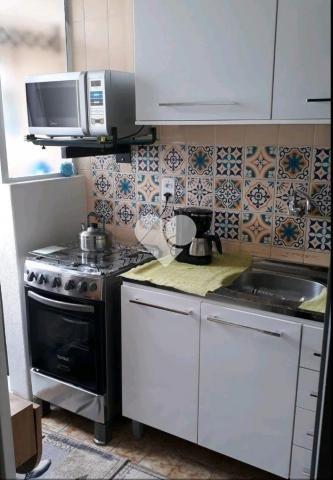Apartamento para alugar com 1 dormitórios em Rio branco, Porto alegre cod:58474206 - Foto 13