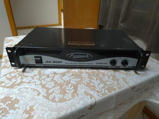 Amplificador Appotek AK-600