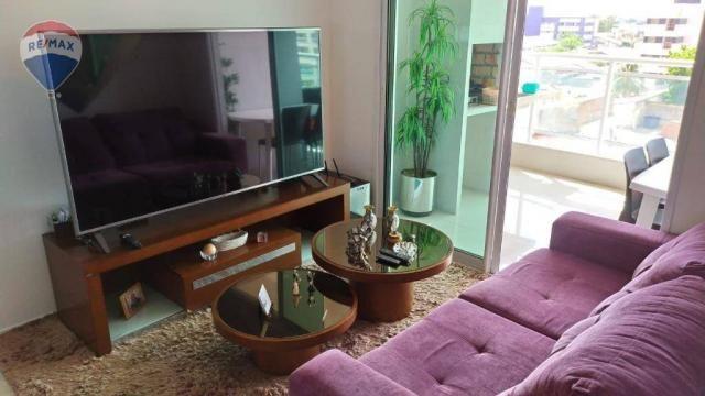 Apartamento alto padrão na parquelândia no gran place - Foto 20