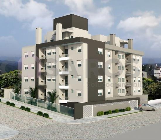 Apartamento à venda com 2 dormitórios em São josé, Flores da cunha cod:143 - Foto 2