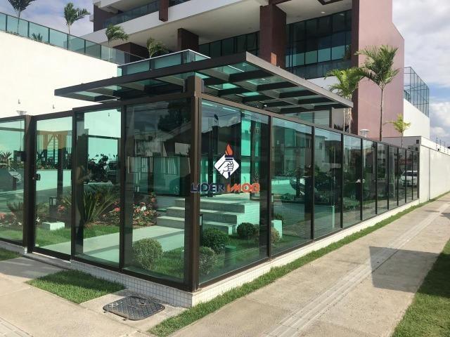 Apartamento alto padrão para venda, santa mônica, feira de santana, 3 suítes, 1 sala, 4 ba - Foto 19