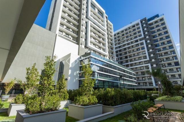 Apartamento para alugar com 1 dormitórios em Jardim do salso, Porto alegre cod:305308 - Foto 2