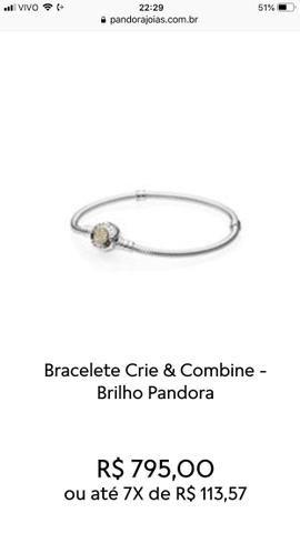 Bracelete Pandora - Foto 2