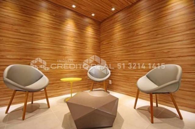 Apartamento à venda com 2 dormitórios em Jardim carvalho, Porto alegre cod:GD0039 - Foto 11