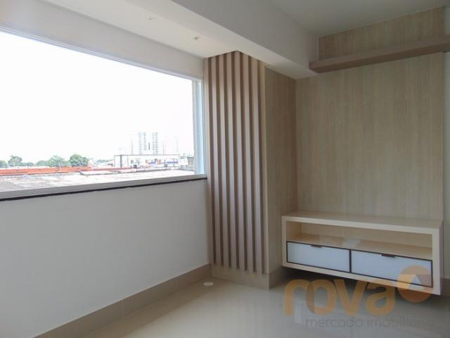 Apartamento à venda com 3 dormitórios em Jardim américa, Goiânia cod:NOV235482