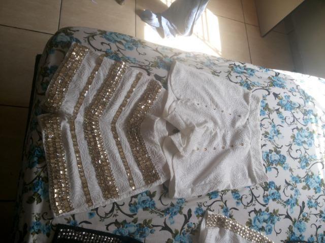 Bermudinhas novas (lote de roupa) baratissimo - Foto 3