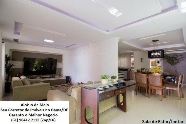 Aloisio Melo Vde: Q. 01 S/Leste! Sobrado, 2 Casas c/3 Quartos, Aceita Financ./FGTS - Foto 2