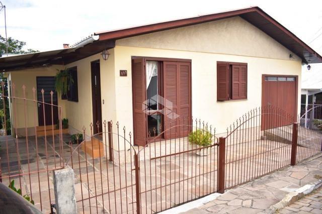 Casa à venda com 3 dormitórios em São roque, Bento gonçalves cod:9890145 - Foto 3
