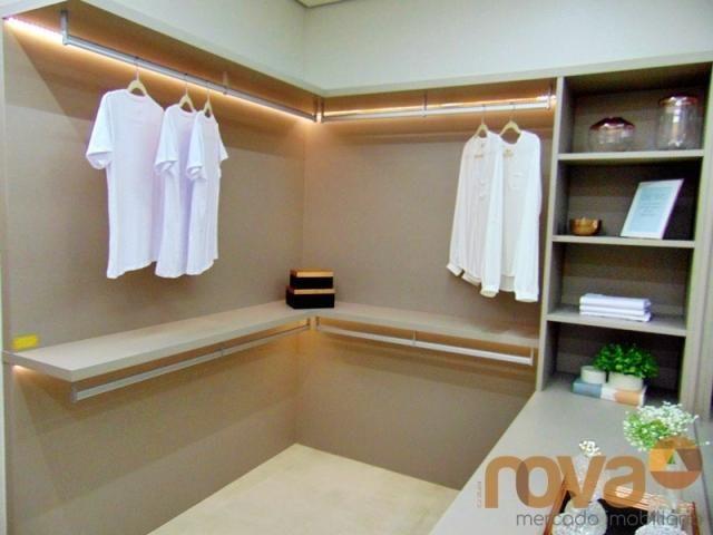 Apartamento à venda com 3 dormitórios em Setor marista, Goiânia cod:NOV235626 - Foto 14
