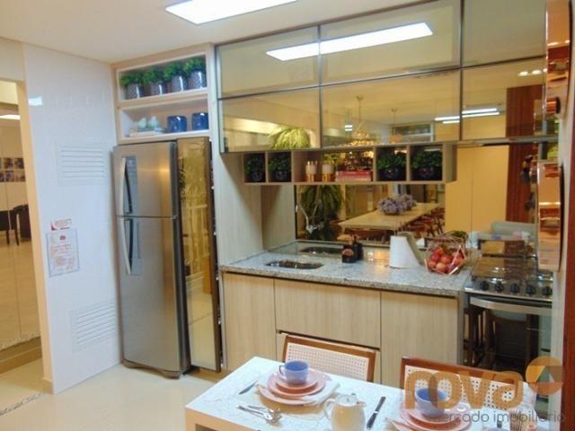 Apartamento à venda com 3 dormitórios em Setor pedro ludovico, Goiânia cod:NOV91510 - Foto 5