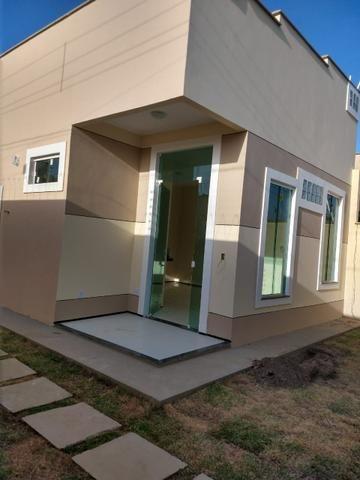 Altos do turu excelentes casas fase acabamento - Foto 2