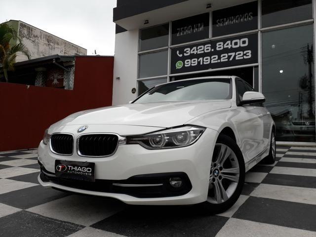 BMW 320i GP ActiveFlex 2016