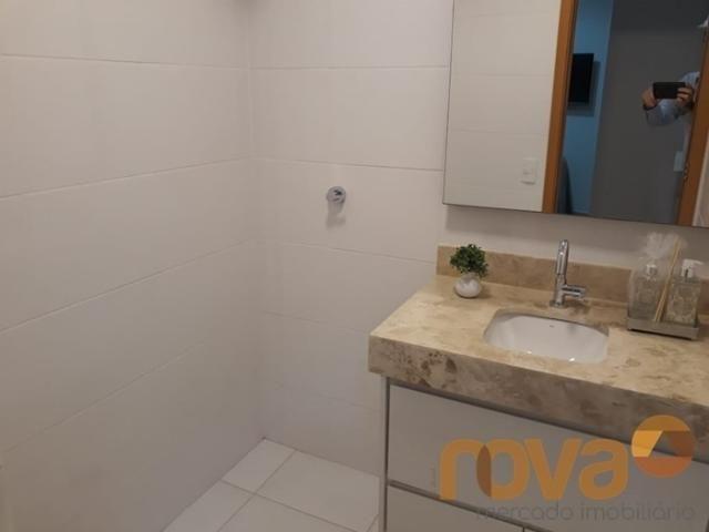Apartamento à venda com 2 dormitórios em Setor bueno, Goiânia cod:NOV88059 - Foto 12
