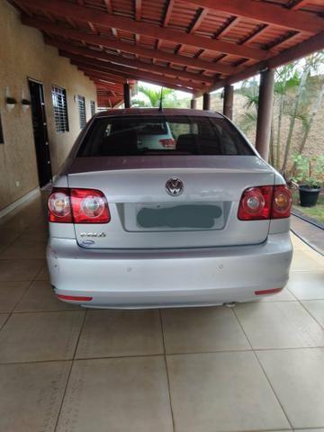 Polo Sedan 2012/2013 1.6 Prata Única dona Impecável - Foto 3