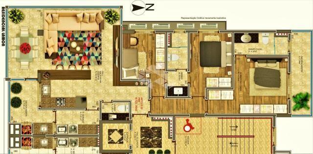 Apartamento à venda com 3 dormitórios em Cidade alta, Bento gonçalves cod:9904575 - Foto 12