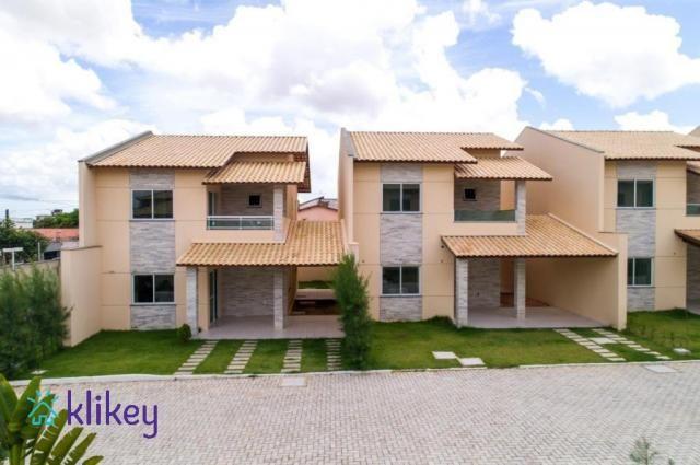 Apartamento à venda com 3 dormitórios em Edson queiroz, Fortaleza cod:7410 - Foto 2