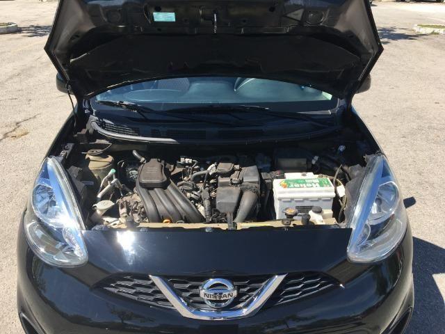 Nissan New March S 1.0 16/17 - IPVA 2020 Já foi PAGO! - Foto 10