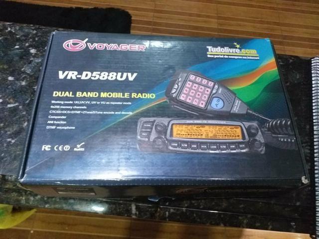 RADIOAMADOR VHF UHF DUAL BAND (Radio PX e PY)