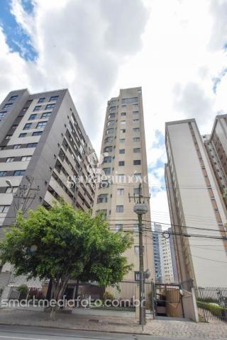 Apartamento para alugar com 1 dormitórios em Cristo rei, Curitiba cod: *