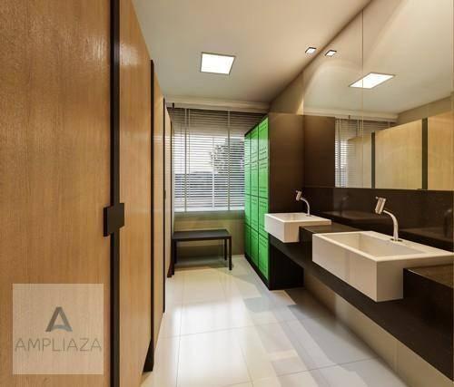 Apartamento com 2 dormitórios à venda, 37 m² por r$ 321.000 - aldeota - fortaleza/ce - Foto 13