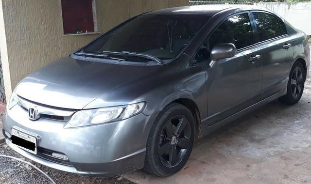 New Civic Flex LXS manual em dias e Barato!!!
