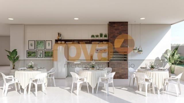 Apartamento à venda com 2 dormitórios em Setor negrão de lima, Goiânia cod:NOV235693 - Foto 7