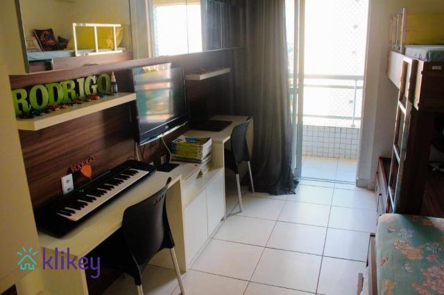 Apartamento à venda com 3 dormitórios em Fátima, Fortaleza cod:7443 - Foto 20