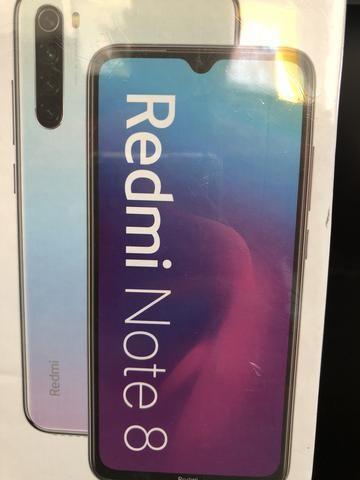 Redmi Not 8 64 gb cor azul - Foto 2