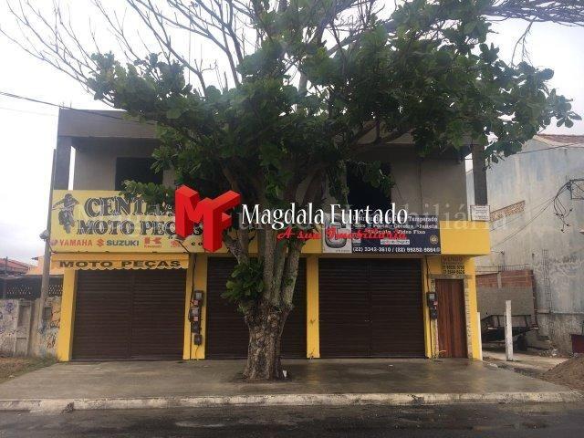 Cód: 0006Medeiros. Excelente loja e casa. Cabo Frio/Tamoios. F: * Anderson