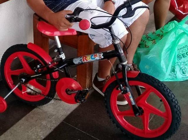 Bicicleta nova nunca usada - Foto 2
