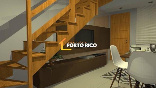 Casa à venda com 2 dormitórios em Ana rech, Caxias do sul cod:1778 - Foto 4