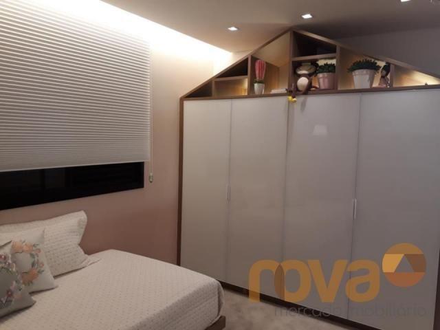 Apartamento à venda com 3 dormitórios em Setor marista, Goiânia cod:NOV89112 - Foto 14
