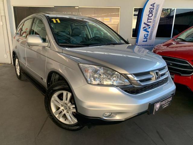 Honda CRV Elx Aut Awd 4x4 Teto Solar Único Dono Super Novo Prestige Automóveis