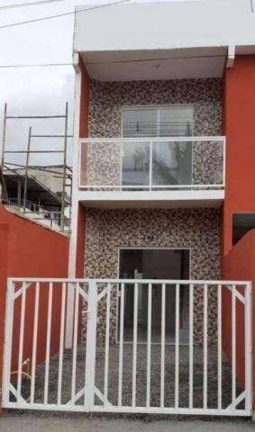 Casa com 2 dormitórios à venda, 56 m² aparti de r$ 190.000 - palhada - nova iguaçu/rj - Foto 6