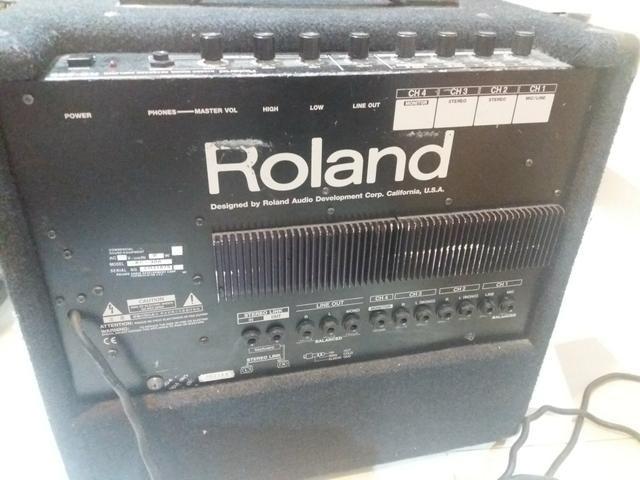 Amplificador Roland Kc 300 - Foto 5