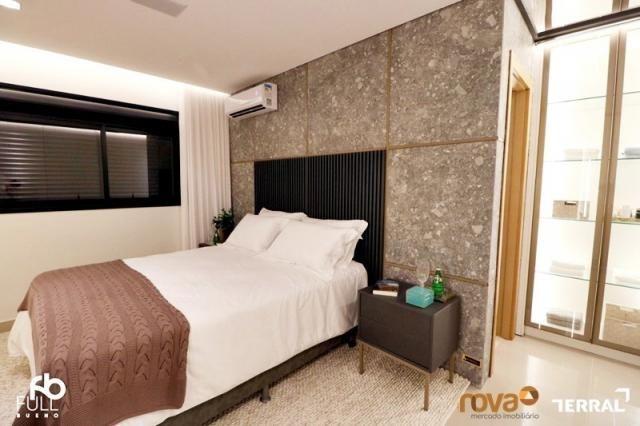 Apartamento à venda com 3 dormitórios em Setor bueno, Goiânia cod:NOV235717 - Foto 16