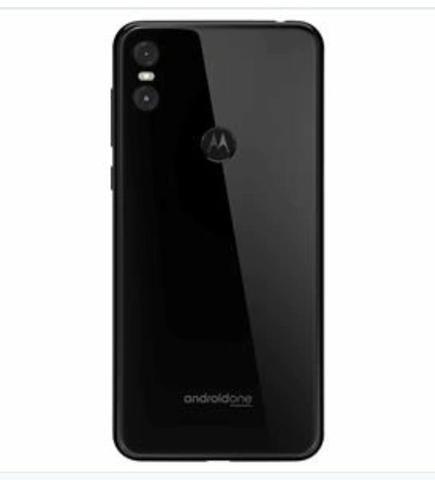 Motorola One 64 GB Novo completo