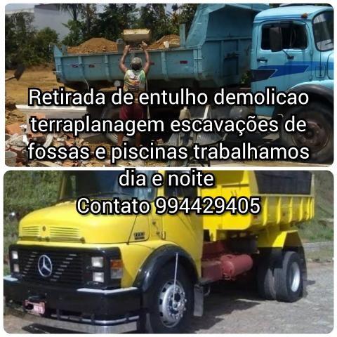 Manaus tira entulho fazemos retirada em qualquer bairro