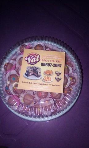 Bolos doces e salgados - Foto 2