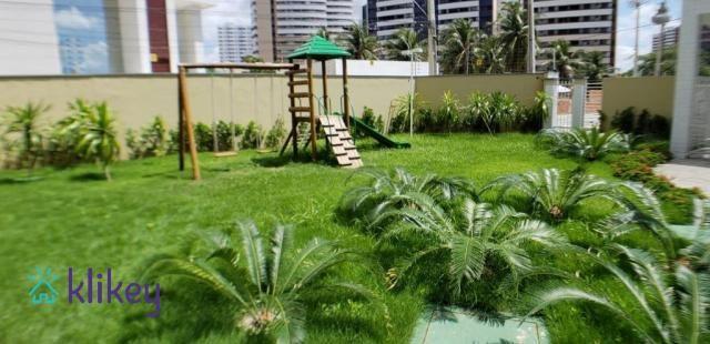 Apartamento à venda com 3 dormitórios em Cidade dos funcionários, Fortaleza cod:7467 - Foto 20