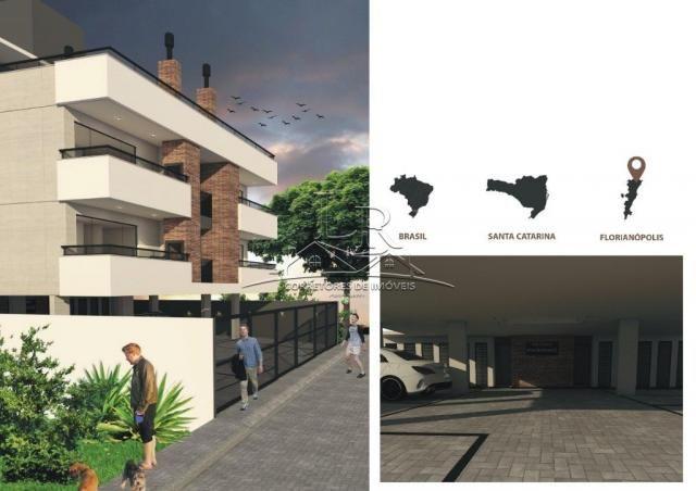 Apartamento à venda com 2 dormitórios em Ingleses do rio vermelho, Florianópolis cod:1647 - Foto 4