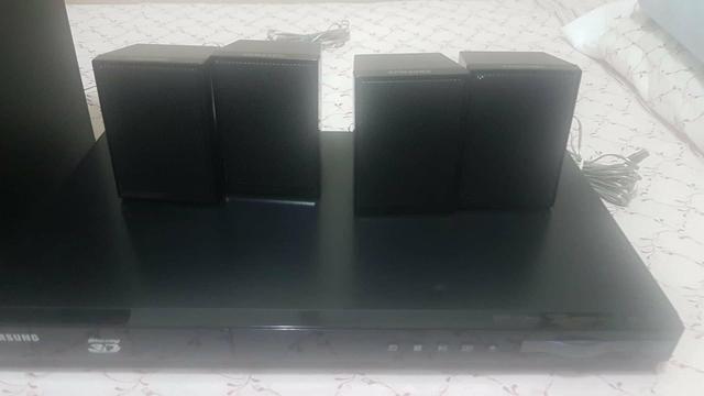 Home Theater Blu-ray 3d Samsung Ht-f4505 500w 5.1