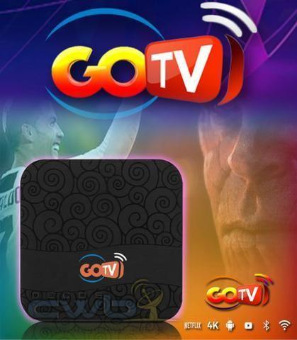 Tv Box Ativada
